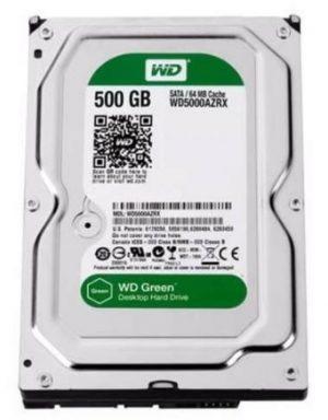 Disco duro para PC de 500 Gigas WD pull